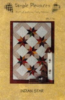 Good Luck Star by Banner Creek | Quilting Pattern